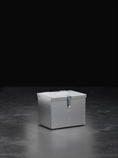 SP Putzbox Aluminium