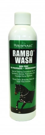 Horseware Rambo Rug Wash 250 ml