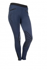 HKM Damen Reitleggings Starlight Siliko