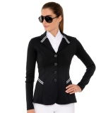 Damen Showjacket New Stripes